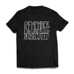 Handdrawn_rememberthepersecuted_FF_T-shirt
