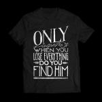 Lose-everything_FF_T-shirt